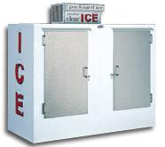 model 85 outdoor icebox