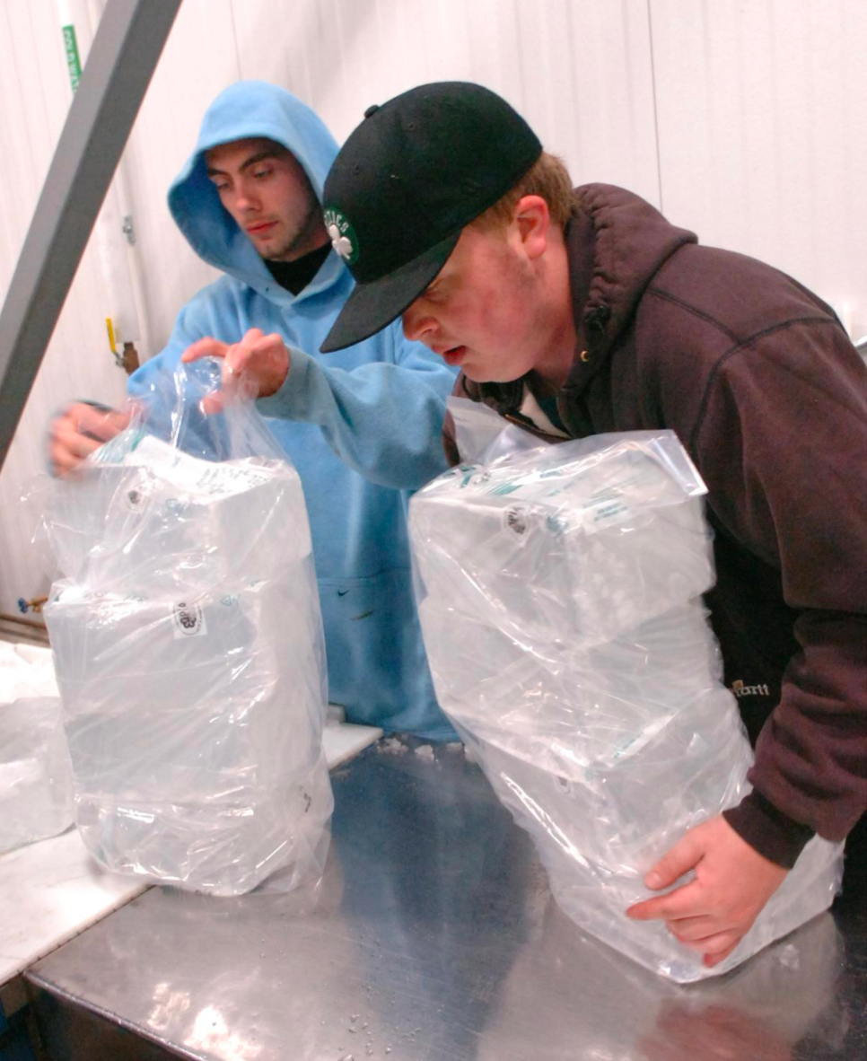 herald news features eastern ice